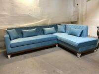 Brand New Handmade Sofa *SHOWROOM STOCK CLEARANCE* FREE DELIVERY