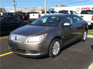 2012 Buick LaCrosse Accident free