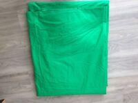 Greenscreen Backdrop Cloth 4.5m x 3m