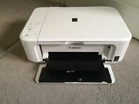 Cannon PIXMA printer/scanner/copy/wireless