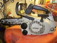 stihl 019t chainsaw