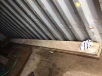 4 x 3.9m scaffolding planks