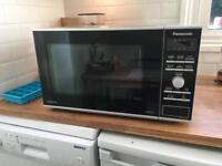 Panasonic Microwave and Grill - Stainless Steel