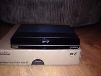 BT Ultra HD YouView Box UHD DTR-T4000