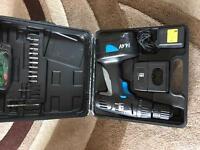 Power base 14.4v drill