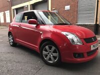Suzuki Swift 2011 1.3 SZ4 3 door 1 OWNER, 3 MONTHS WARRANTY, BARGAIN