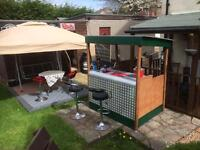 Party bar/garden bar