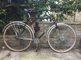 Mike Kowal road/town bike