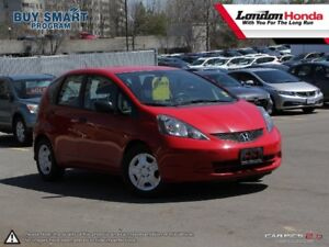 """2014 Honda Fit DX-A """"An easy recommendation!"""" -Car&Driver"""