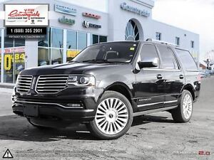 2015 Lincoln Navigator *DVD'S, NAVIGATION & 2ND ROW BUCKETS*