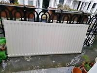Free central heating radiator