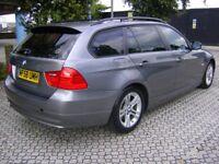 2008 (58) BMW 3 SERIES 2.0 318i Estate Automatic **Dealer Service History**