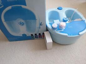 Brand New,Visiq bubble & heat spa