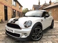 MINI Coupe 2.0 Cooper SD (Chili pack) 2dr p/x welcome ***MINT CONDITION**FSH** 2012 (12 reg), Coupe