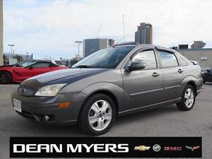 2005 Ford Focus ZX3 ST