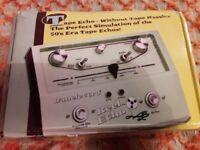 Danelectro Reel Tape Echo guitar effect pedal
