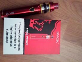Smok TFV12 Prince stick for fishing gear