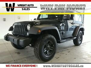2014 Jeep Wrangler | 4X4| 6 SPEED| 76,818KMS