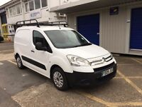 CITROEN BERLINGO 1.6HDI 09reg Just SERVICED extremely economical and reliable van NO VAT!!!