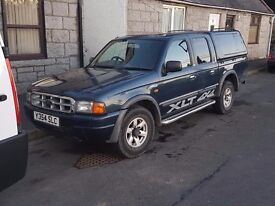 Ford Ranger (with 12 months mot!) £1700 no offers