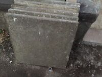 2' x 2' Grey Concrete Slabs For Sale