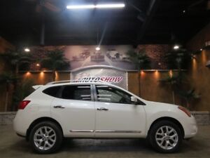 2013 Nissan Rogue 4WD - S.Roof, Nav, Htd Seats