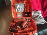 Paslode 1 st fix nail gun ( broken)