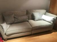 High quality almost new sofas