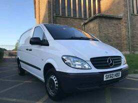 Mercedes vito for sale year 2010,2,2 cdi,110hp