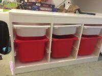 Ikea storage draw unit