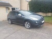 2010/59 Peugeot 3008 1.6 HDi Exclusive 5d