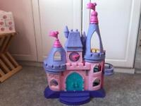 Fisher price little people Disney castle
