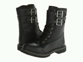 Women's Timberland Earthkeepers Waterproof Boots Size 5