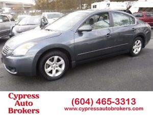 2007 Nissan Altima 2.5 S (Push Button Start)