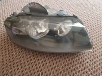 Audi a3 headlight. (Right)