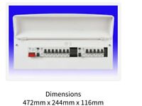 Electricity main boards and house electric testing £375