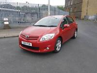 Toyota Auris 2011 1.6 Petrol *LOW MILEAGE*