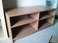 TV Stand with Oak effect (Collection)
