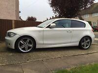 BMW 1 series 2011 **TOP SPEC** LOW MILES**
