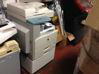 10x photocopiers for clearance, 8 canons and 2 xerox