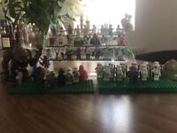 Minifigures from Star Wars
