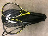 Head Tennis Raquets * 2