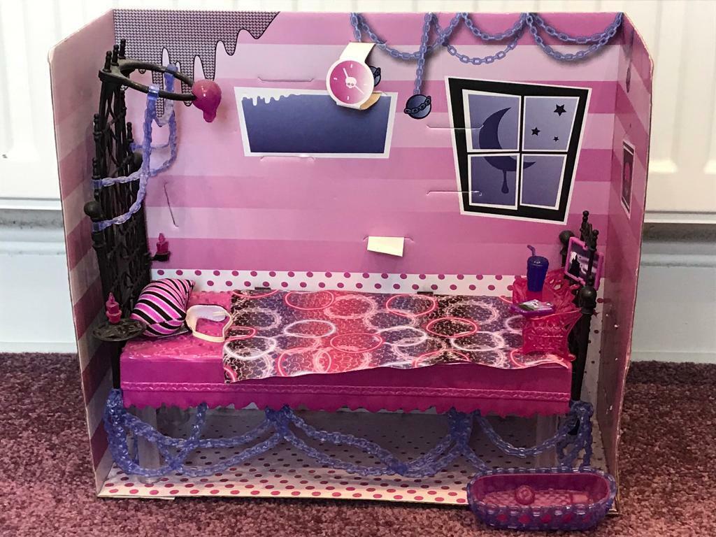 Monster High Bedroom Set In Musselburgh East Lothian Gumtree