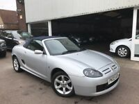 MG TF 1.8 135 - Full Service History, Low Mileage
