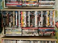 30 dvds for £25 or 60 for £50