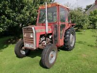 Massey ferguson 240 1983 agricultural tractor