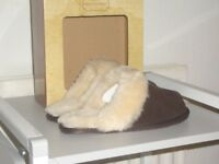 New Genuine Sheepskin Slippers