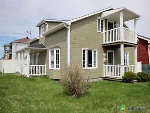 205 000$ - Maison 2 étages à vendre à Jonquière (Arvida)
