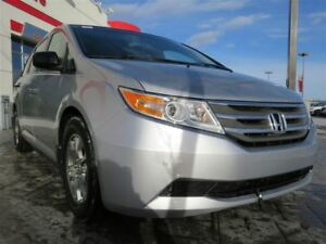 2013 Honda Odyssey EX-L w/ RES *3M, One Owner, Local Vehicle*