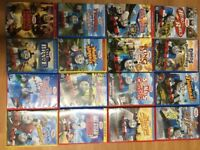 Thomas The Tank Engine DVD's Up For Sale